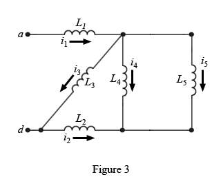 solved series parallel combinations of inductance and cap