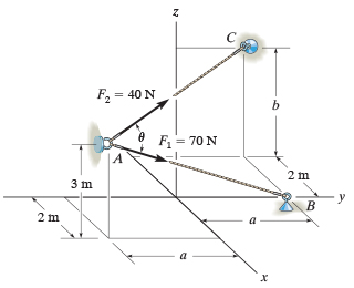 Determine the magnitude of the projection